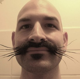 Facial Hair Competition