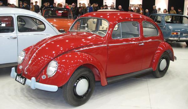 Volkswagen Top Classic Car List