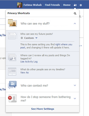 Understanding Facebook's New Privacy Settings