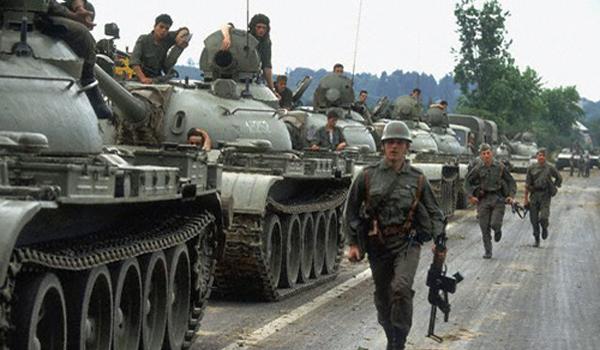 Slovenian Independence War