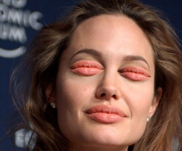 Poor Angelina