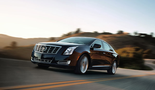 2013 Cadillac XTS – An IIHS Top Safety Pick