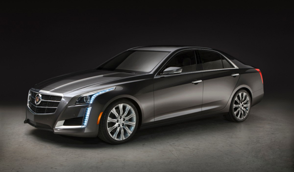 Cadillac Announced Third Generation 2014 Cadillac CTS