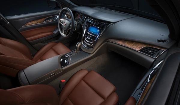 2014 Cadillac CTS - Interior