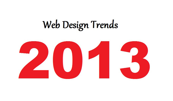 Popular Modern Web Design Trends to Take The Web by Storm in 2013