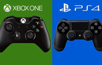 Console War – Xbox One vs. PS4