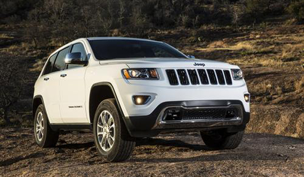 Jeep Grand Cherokee Wins AutoPacific 2013 Best-In-Class Vehicle Satisfaction Award