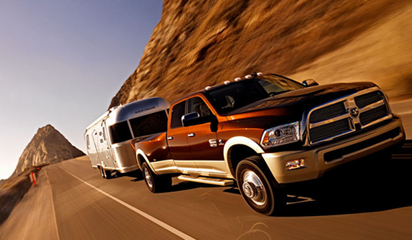 Ram Truck Towing Basics