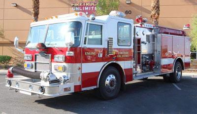 Used Fire Trucks