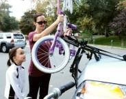Allen Sports Deluxe 2-Bike Trunk Mount Rack1