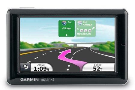 Garmin Nuvi 1695 Portable Bluetooth Navigator