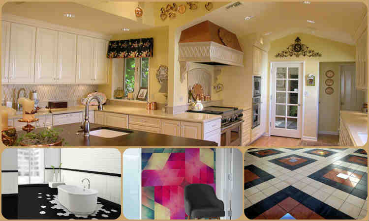 Top Tile Design tips to make your House look new!