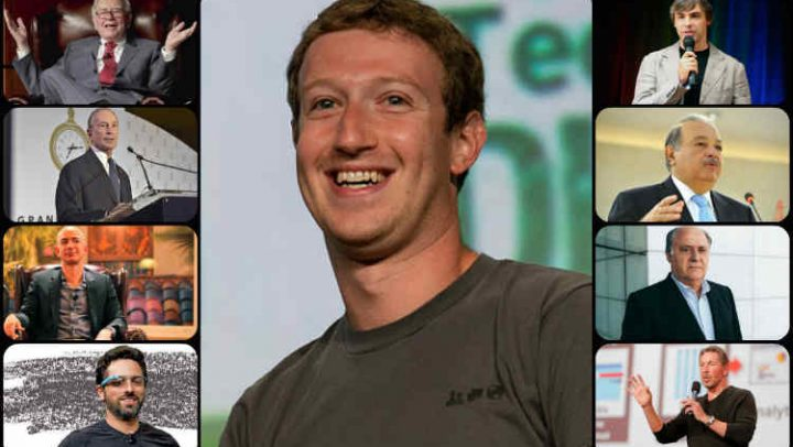 From Zero to Hero: Top ten self-made Billionaires