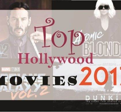 Top 5 Hollywood Movies of 2017