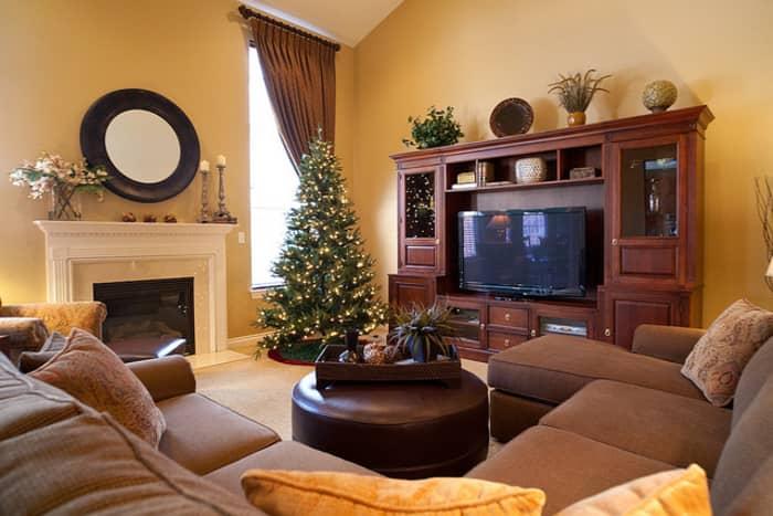 Tiny-Home Interior