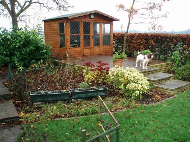Tiny home-Garden
