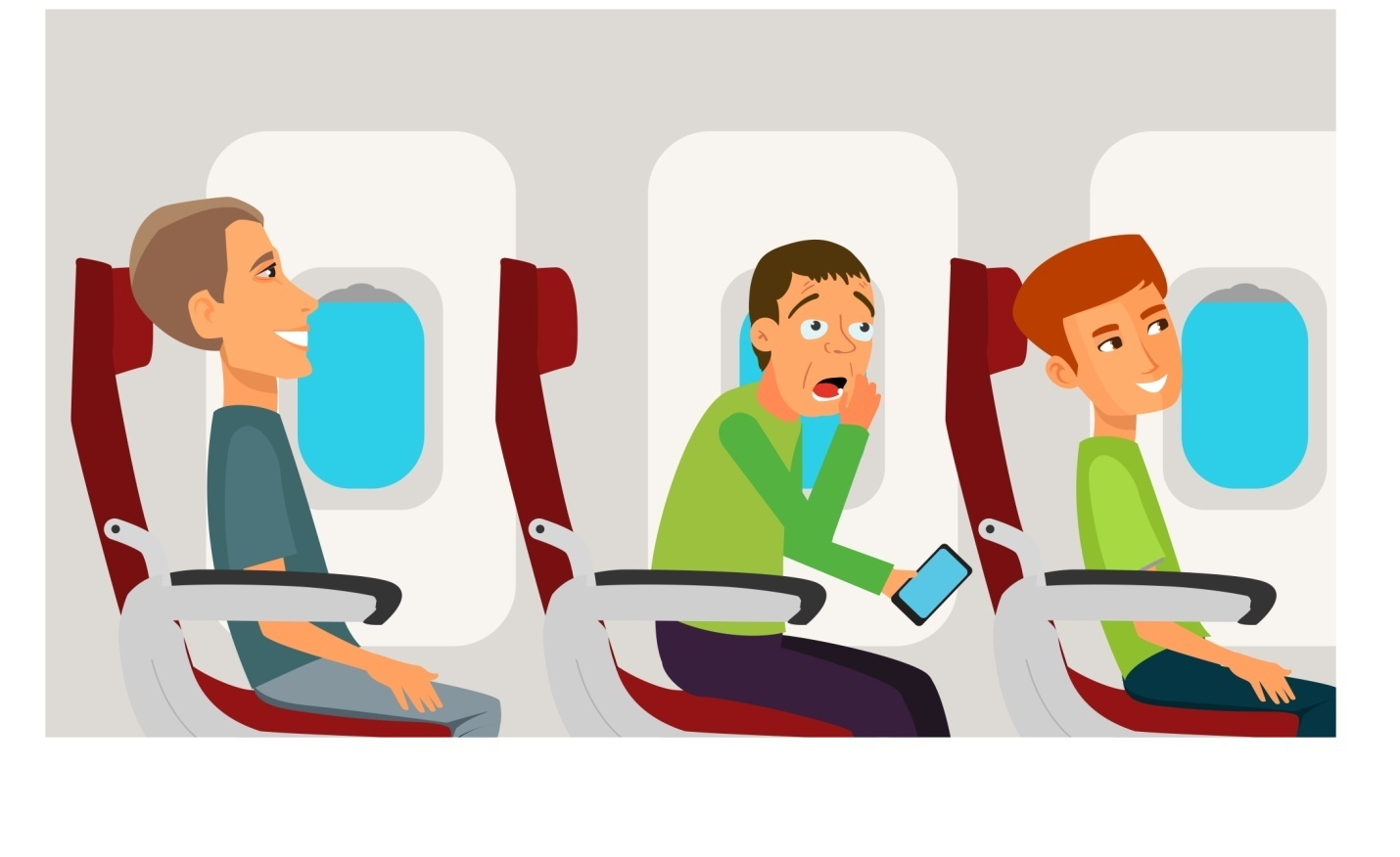 solution to overcome the fear of flying