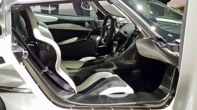 KoenigseggJesko Interiors